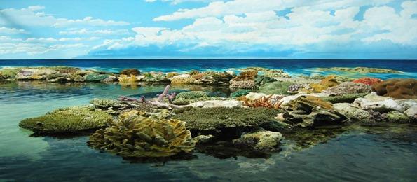 الحاجز المرجاني في استراليا
